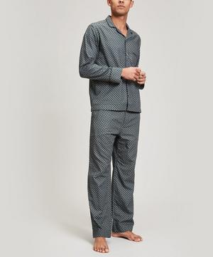 Juno Brushed Cotton Long Pyjama Set