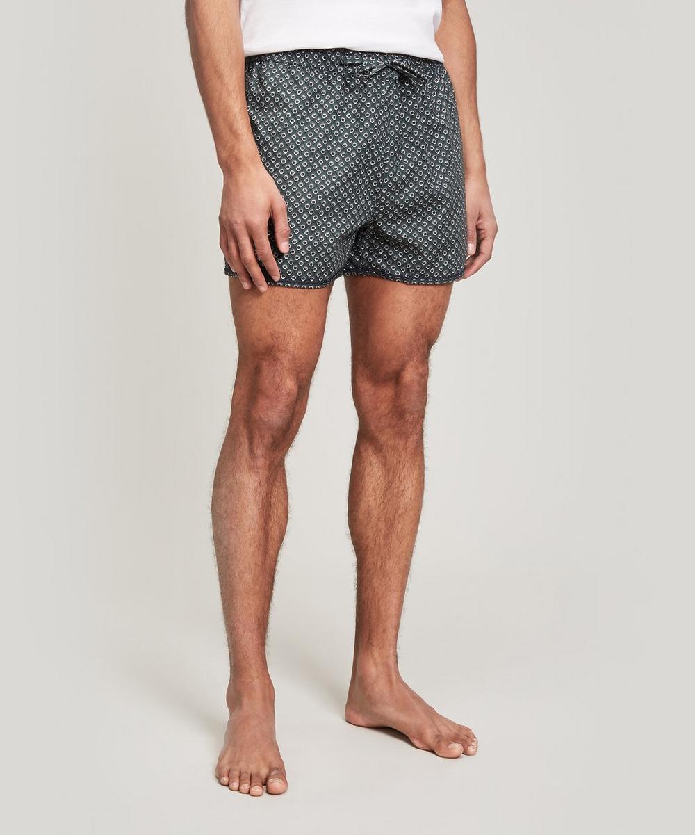Juno Brushed Cotton Shorts