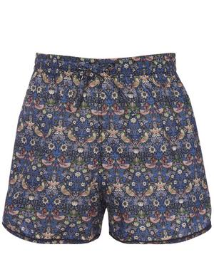 Strawberry Thief Tana Lawn Cotton Shorts