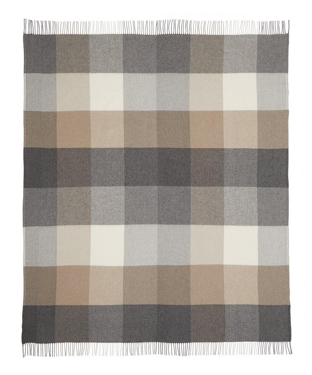 Rome Large Cashmere-Blend Throw