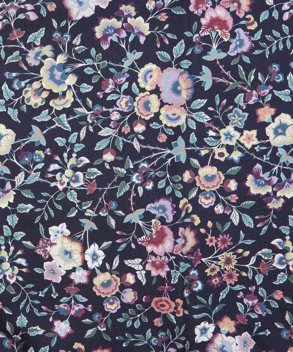 Delilah 45 x 45cm Silk Twill Foulard Scarf