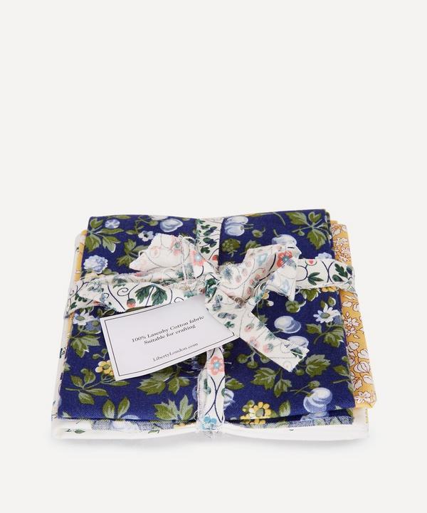 Liberty - Assorted Print Lasenby Cotton Fat Quarters One Metre