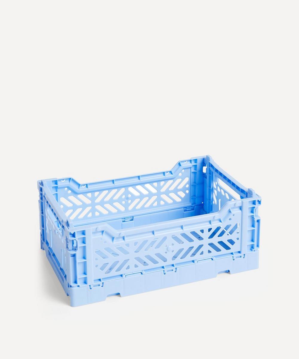 Plastic Colour Crate