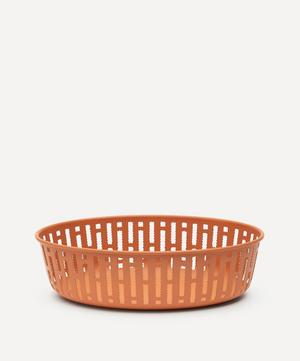 Oval Panier Metal Basket