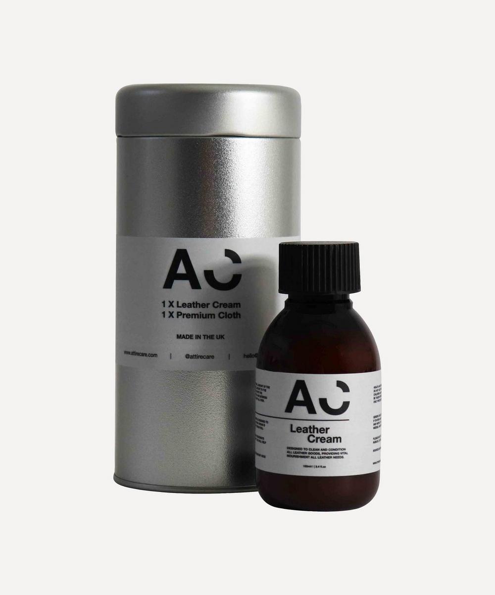 ATTIRECARE Leather Cream Kit in White