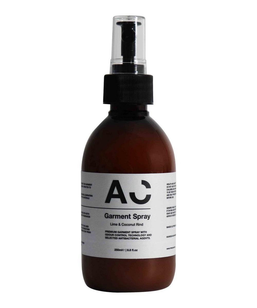 ATTIRECARE Lime And Coconut Rind Garment Spray 250Ml in White