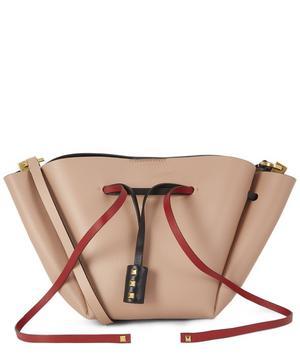 Medium Logo Bucket Bag