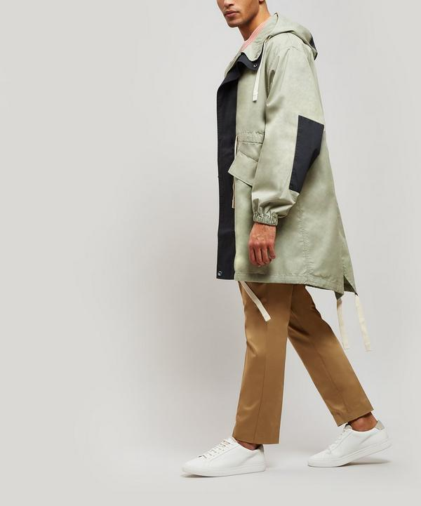 Ola Cotton Hooded Parka Jacket