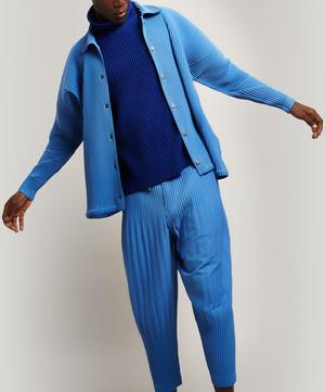 Pop Stud Drawstring Jacket