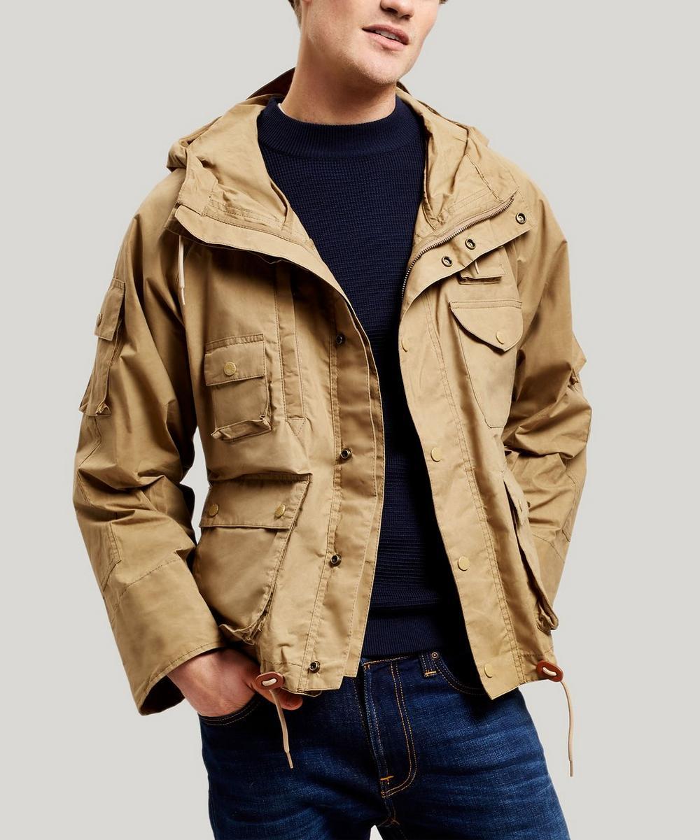 Thompson Hooded Jacket