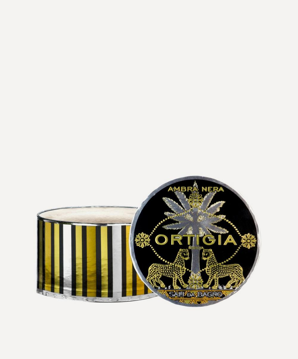 Ortigia - Ambra Nera Bath Salts 500g