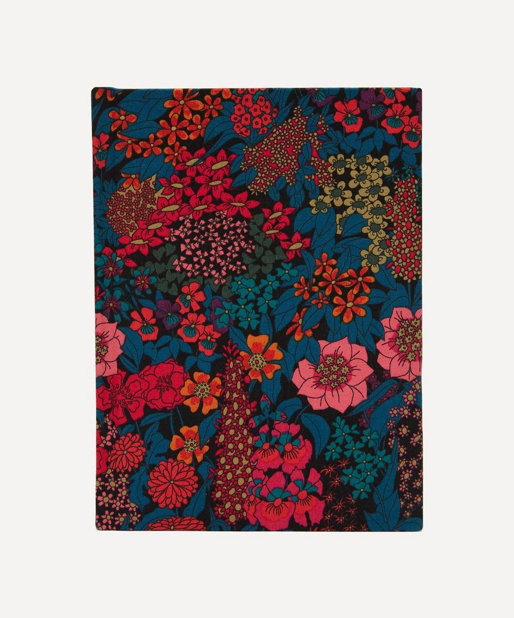 Ciara Print Cotton Small Pocket Notebook