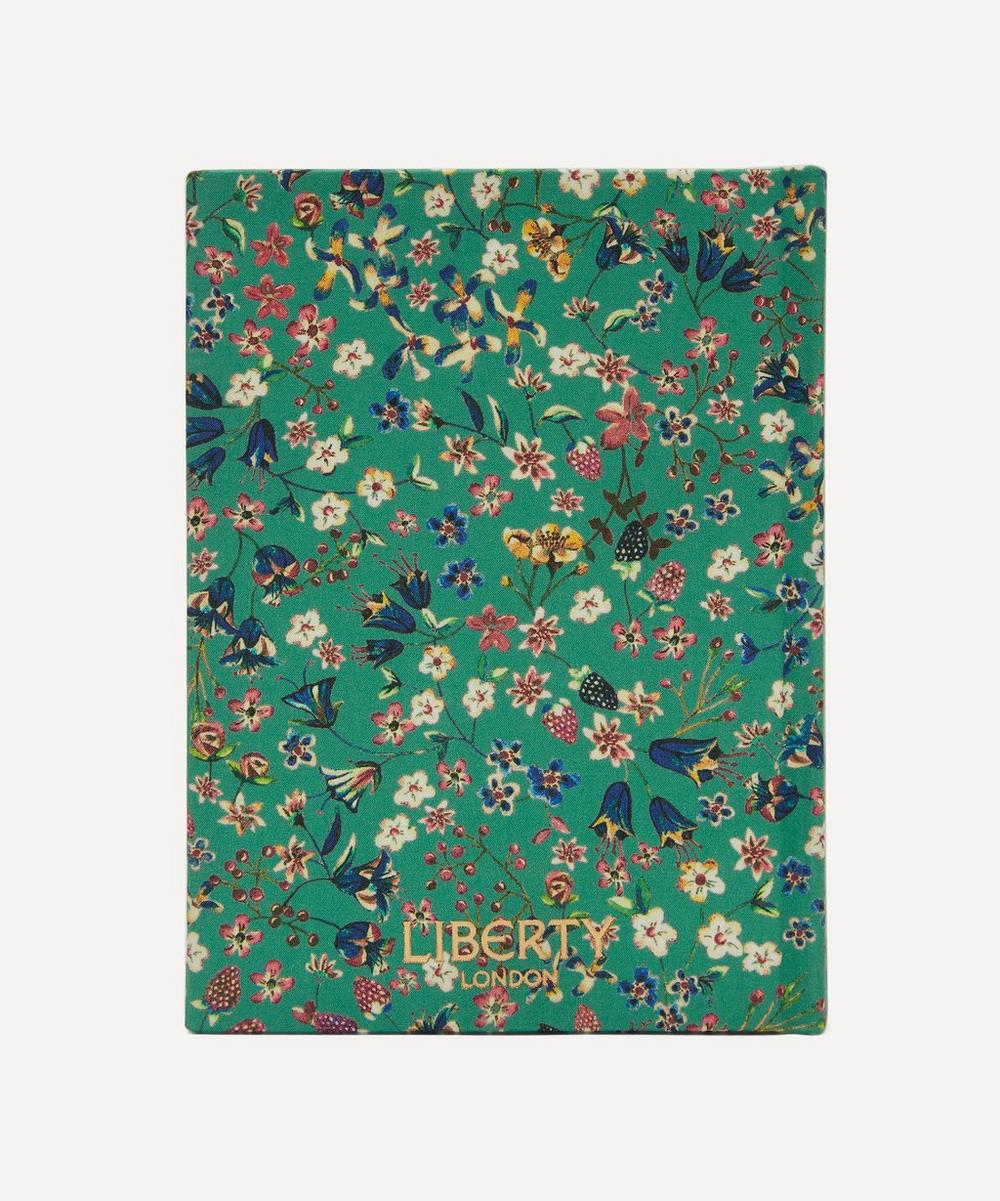 Donna Leigh Print Cotton Small Pocket Notebook