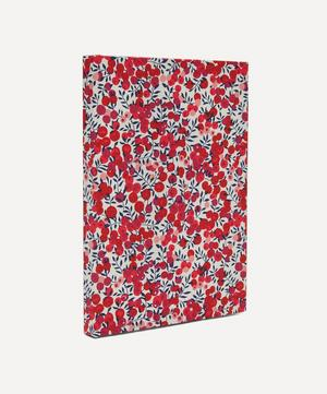 Wiltshire Print Cotton A5 Notebook