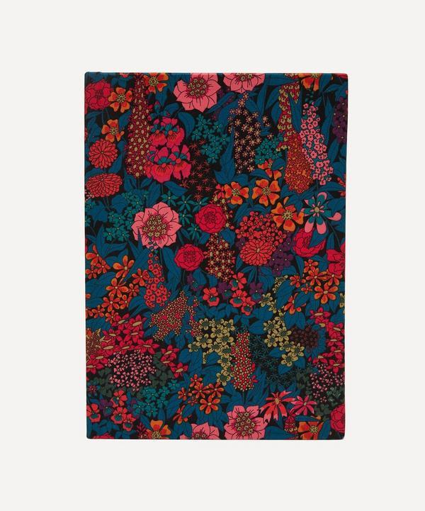 Ciara Print Cotton A5 Lined Journal