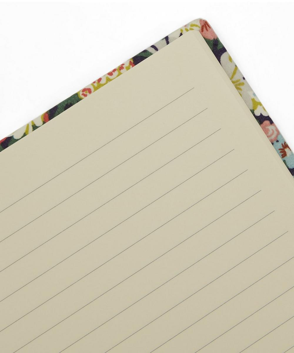 Thorpe Print Cotton A5 Lined Journal