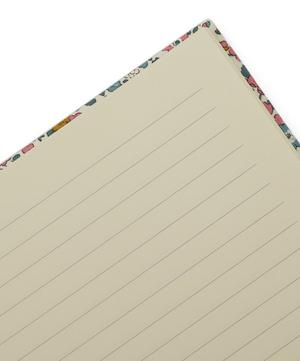 Betsy Anne Print Cotton A5 Lined Journal
