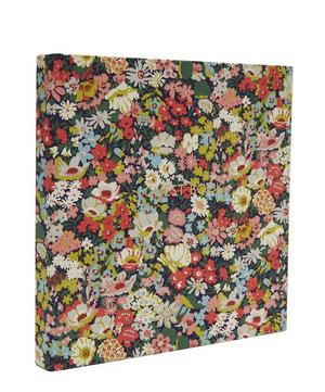 Thorpe Print Cotton Square Guest Book