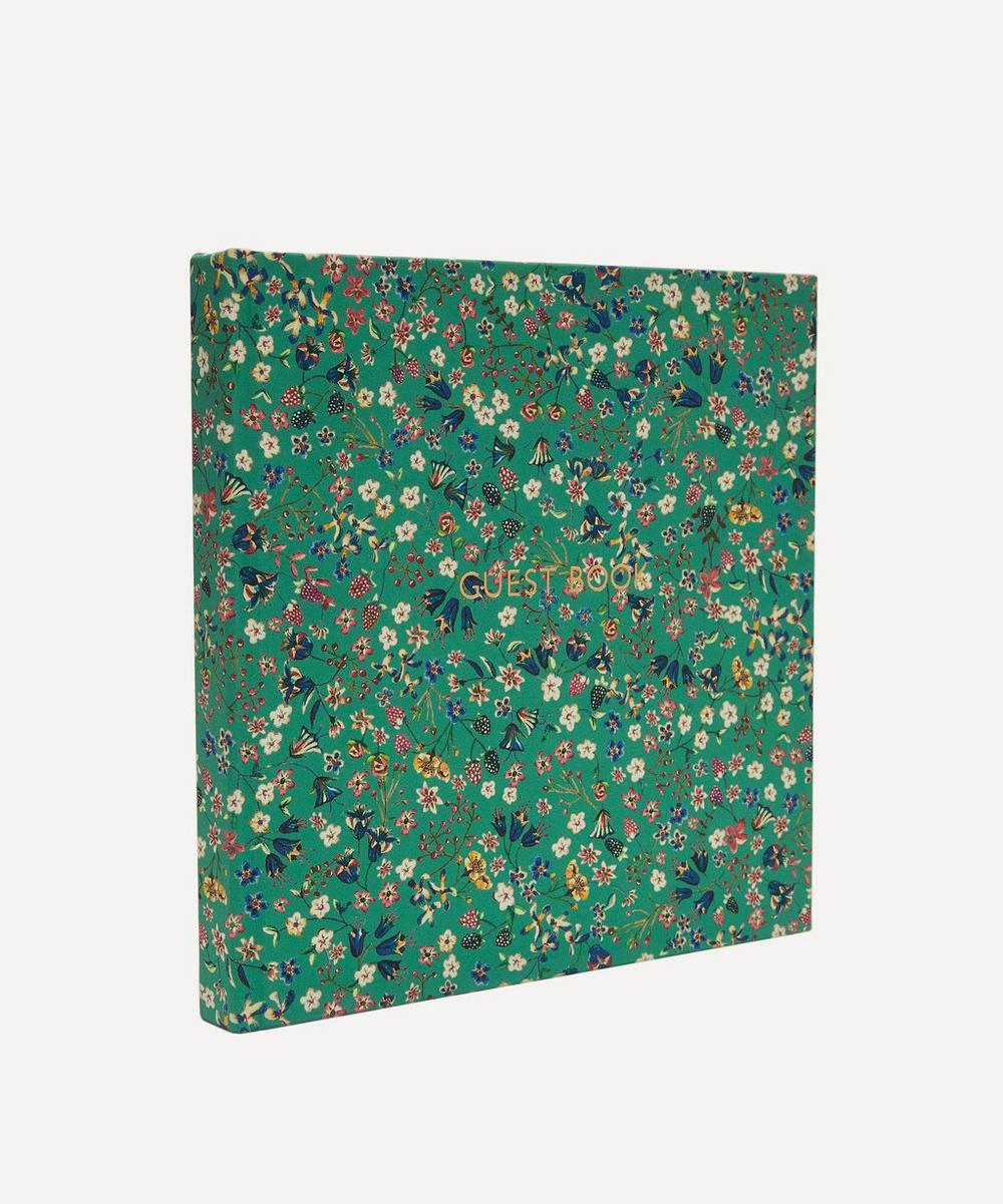 Donna Leigh Print Cotton Square Guest Book