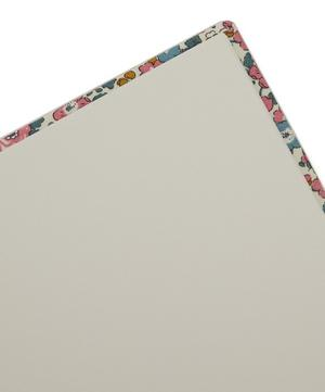 Betsy Anne Print Cotton Square Guest Book