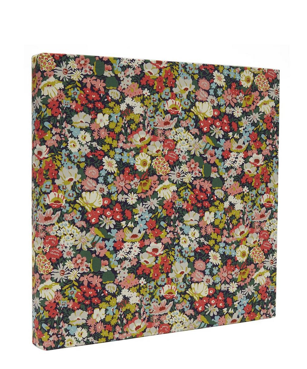 Thorpe Print Cotton Square Photo Album