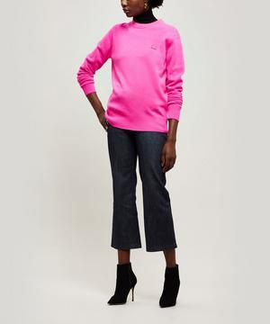 Nalon Wool Face Jumper
