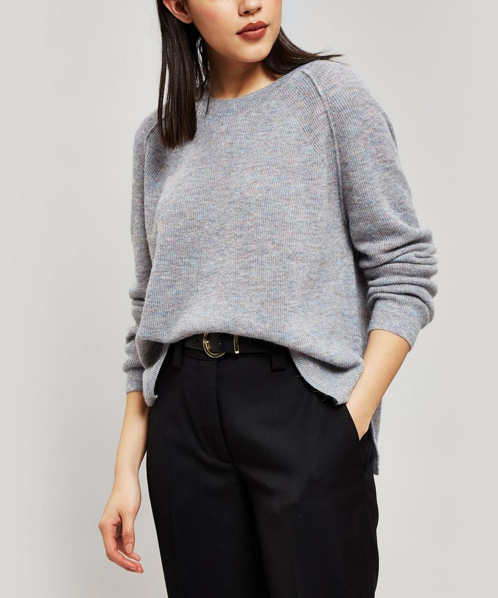 Krissie Slouchy Ribbed Sweater