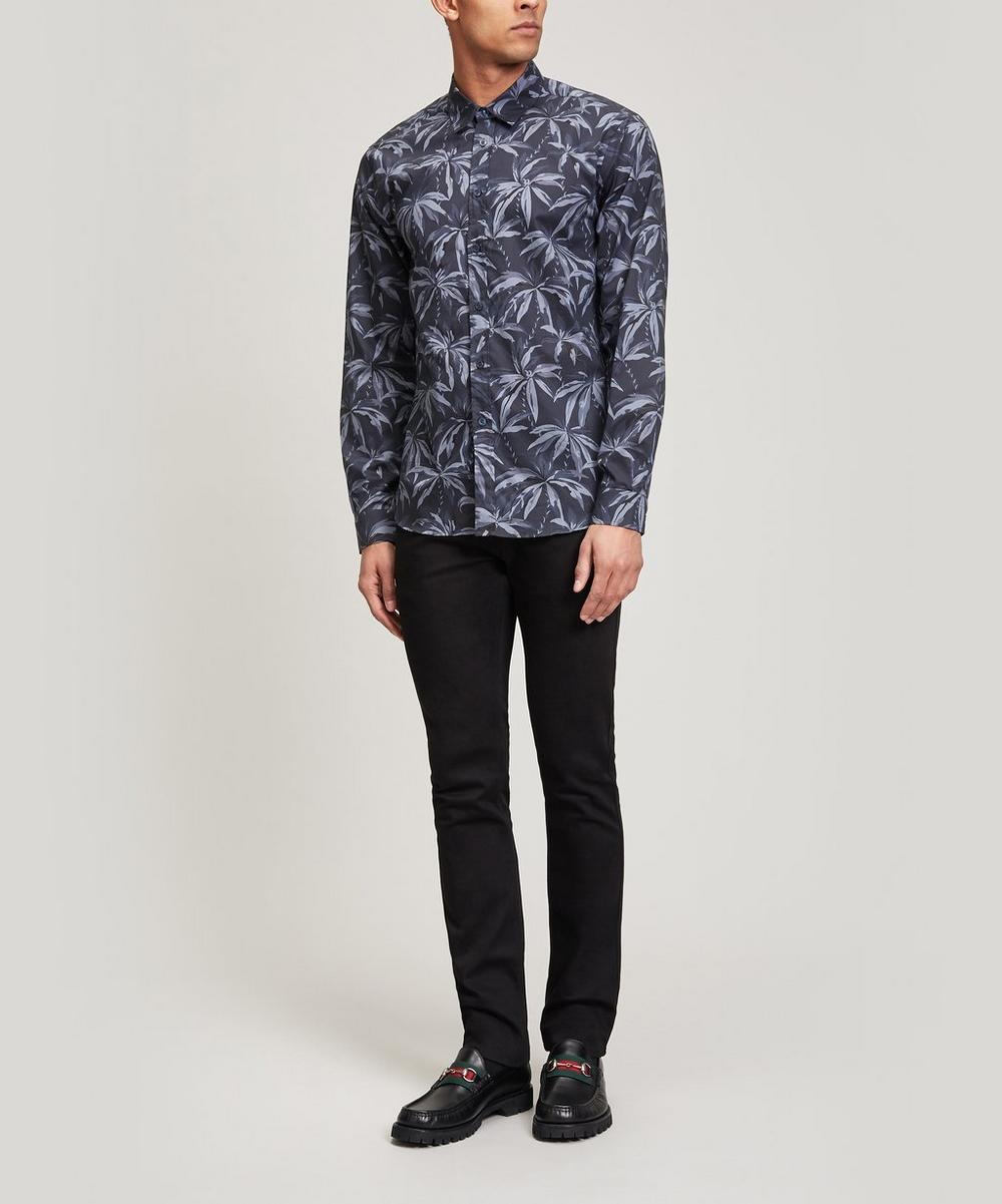 Oasis Tana Lawn Cotton Long-Sleeved Lasenby Shirt