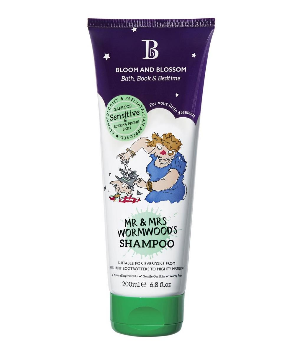 Mr & Mrs Wormwood'S Shampoo 200Ml