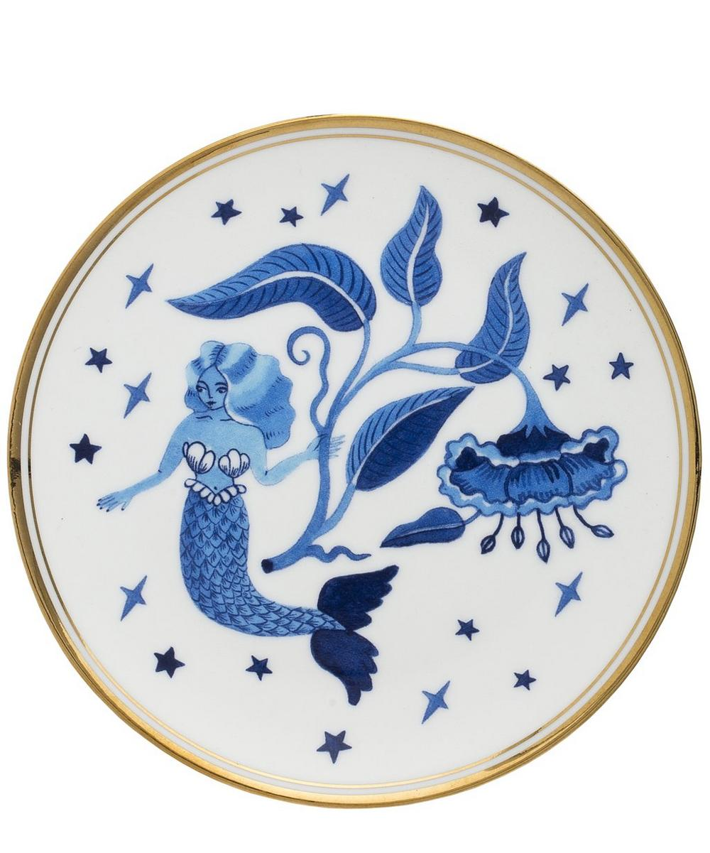 Blue Siren Decal Plate