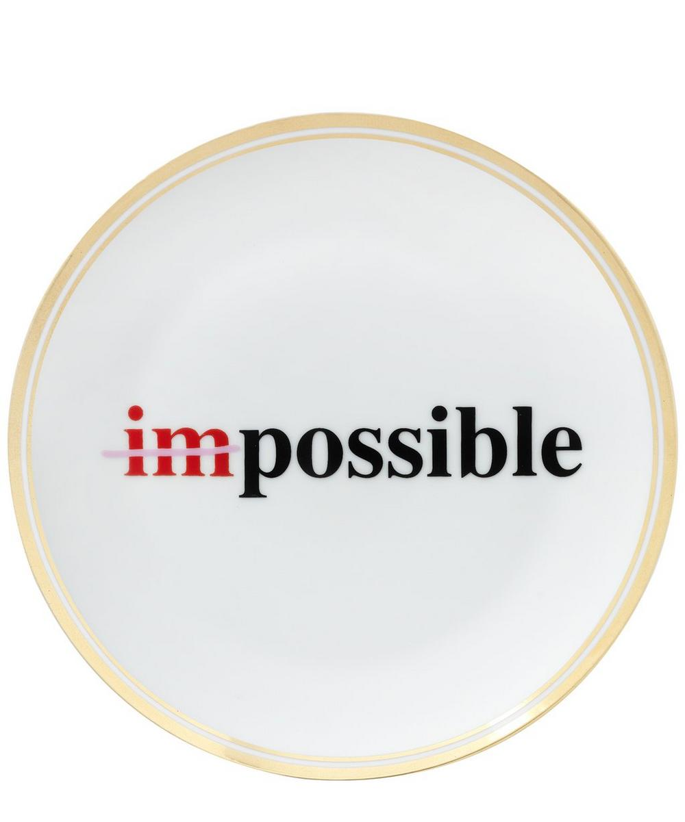 Impossible Decal Plate