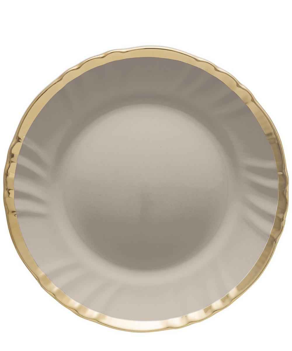 Ironstone Fruit Plate