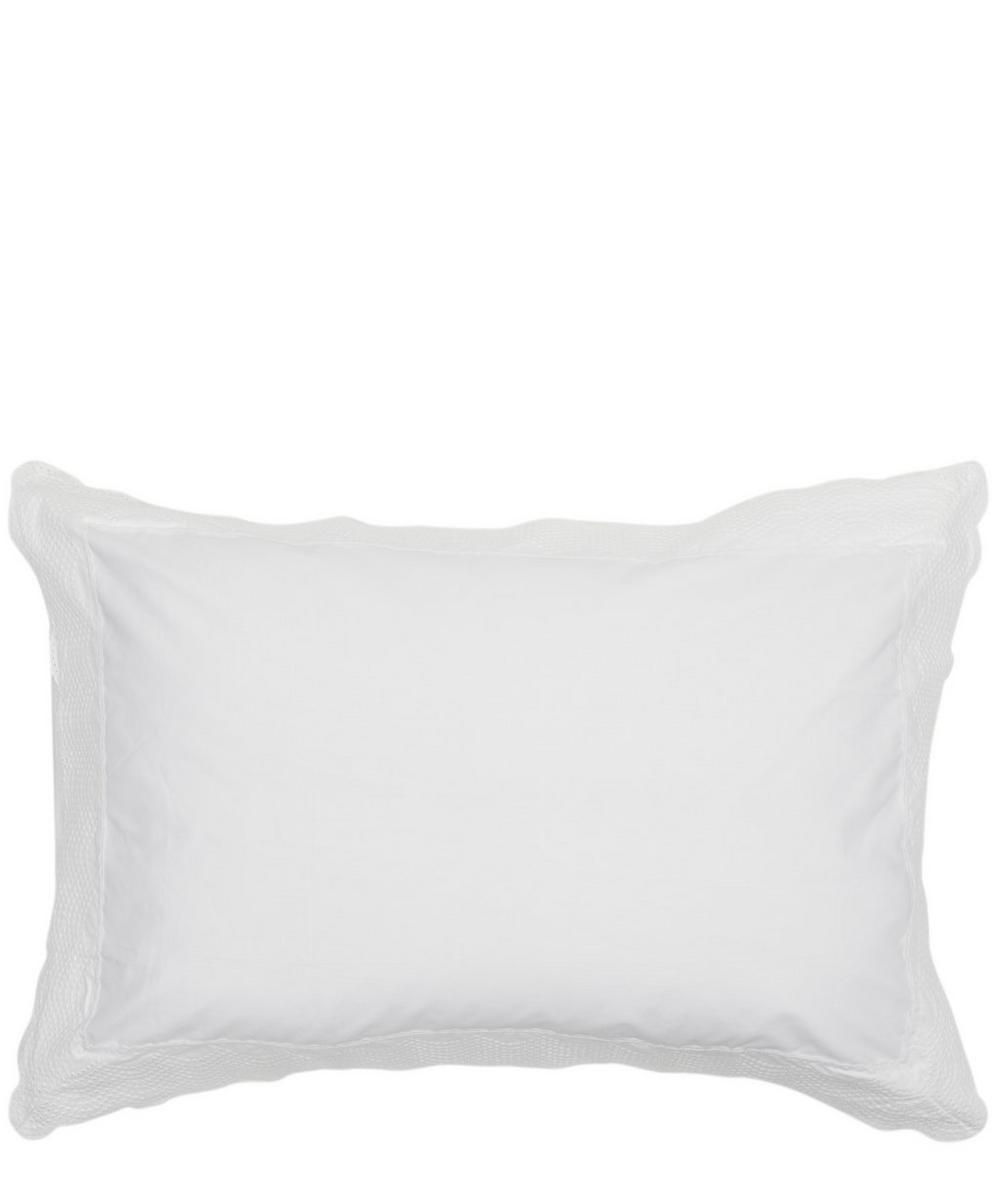 Mariette Egyptian Cotton Percale Oxford Pillowcase