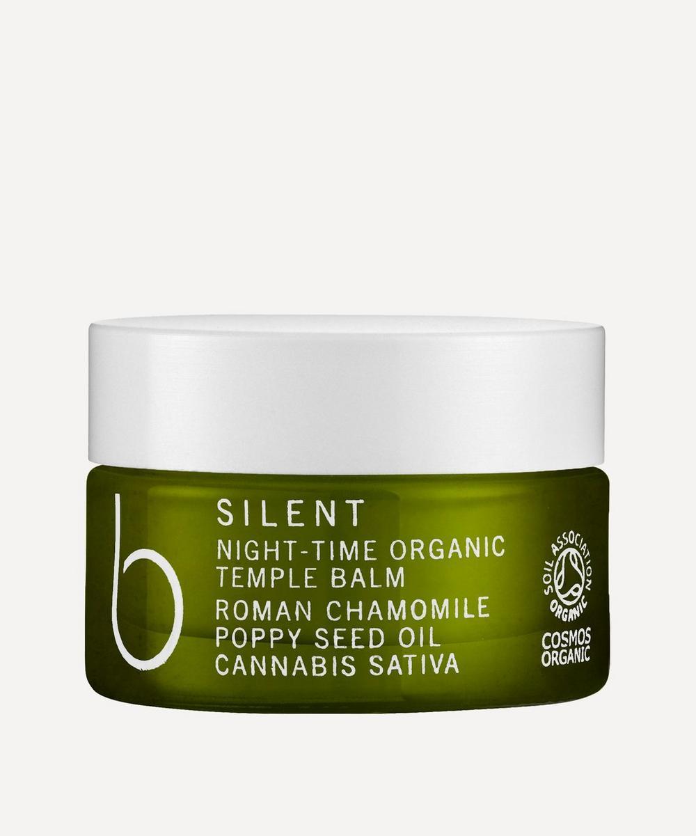B Silent Night-Time Organic Temple Balm 15ml