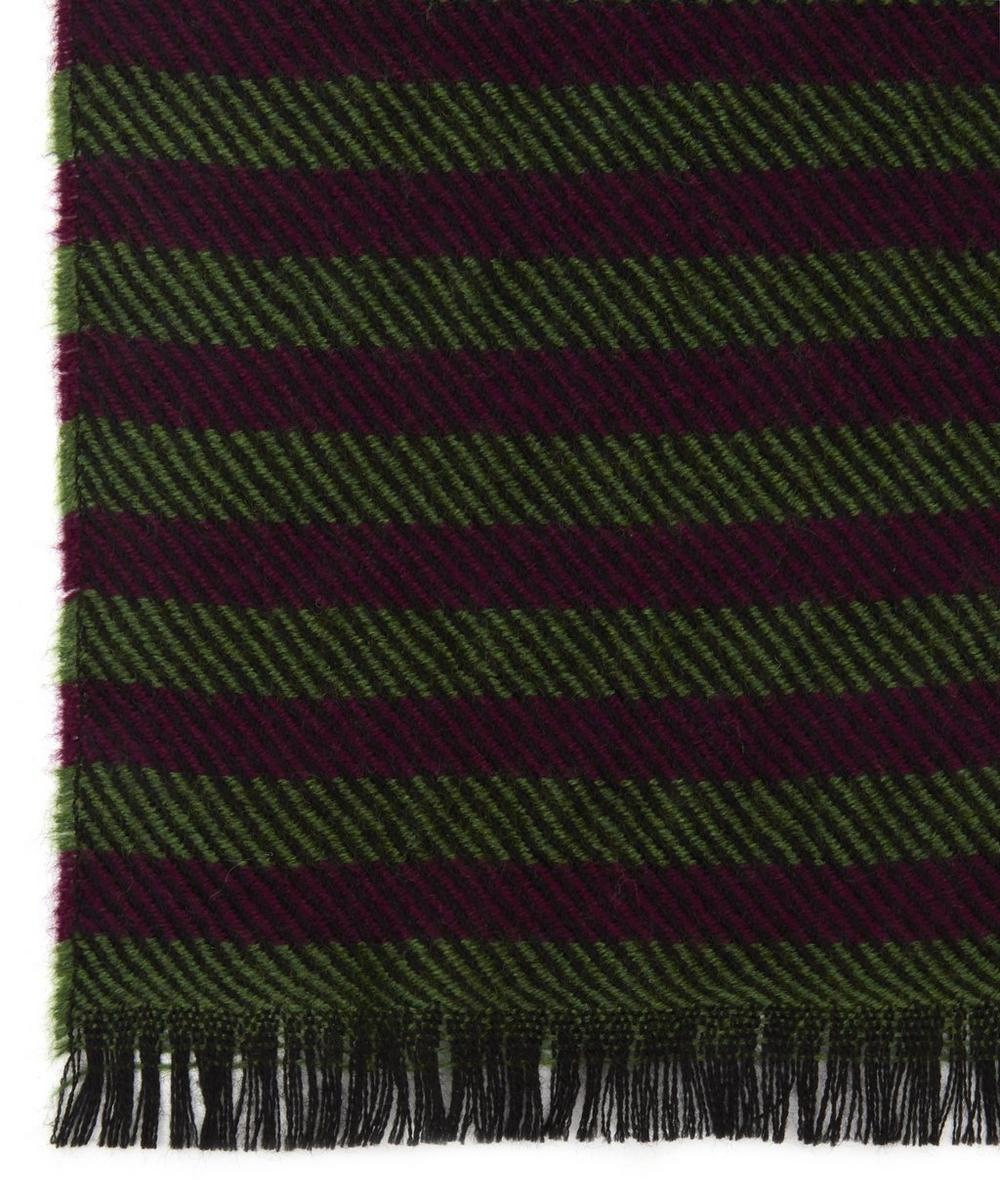 Two Stripe Block Scarf