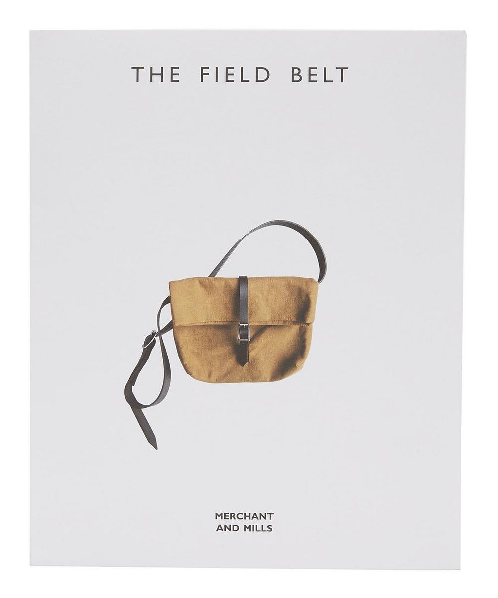 Shop Merchant & Mills Field Belt Bag Sewing Pattern In White