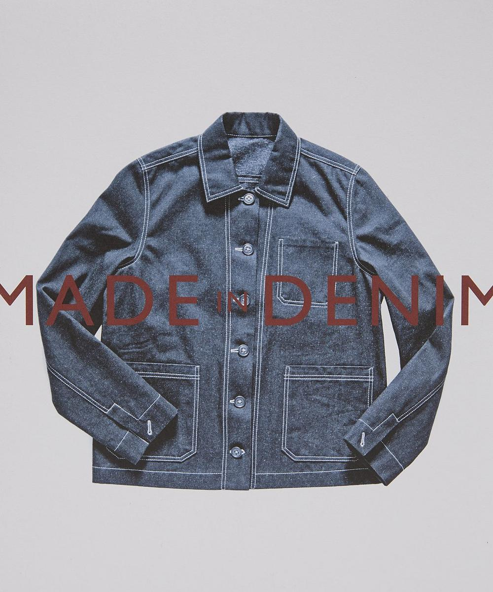 Ottoline Denim Jacket Sewing Pattern