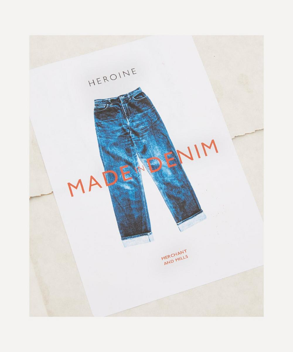 Small Heroine Jeans Fabric and Hardware Kit