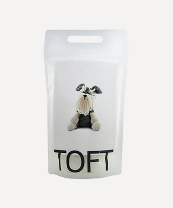 TOFT - Romeo the Schnauzer Crochet Toy Kit