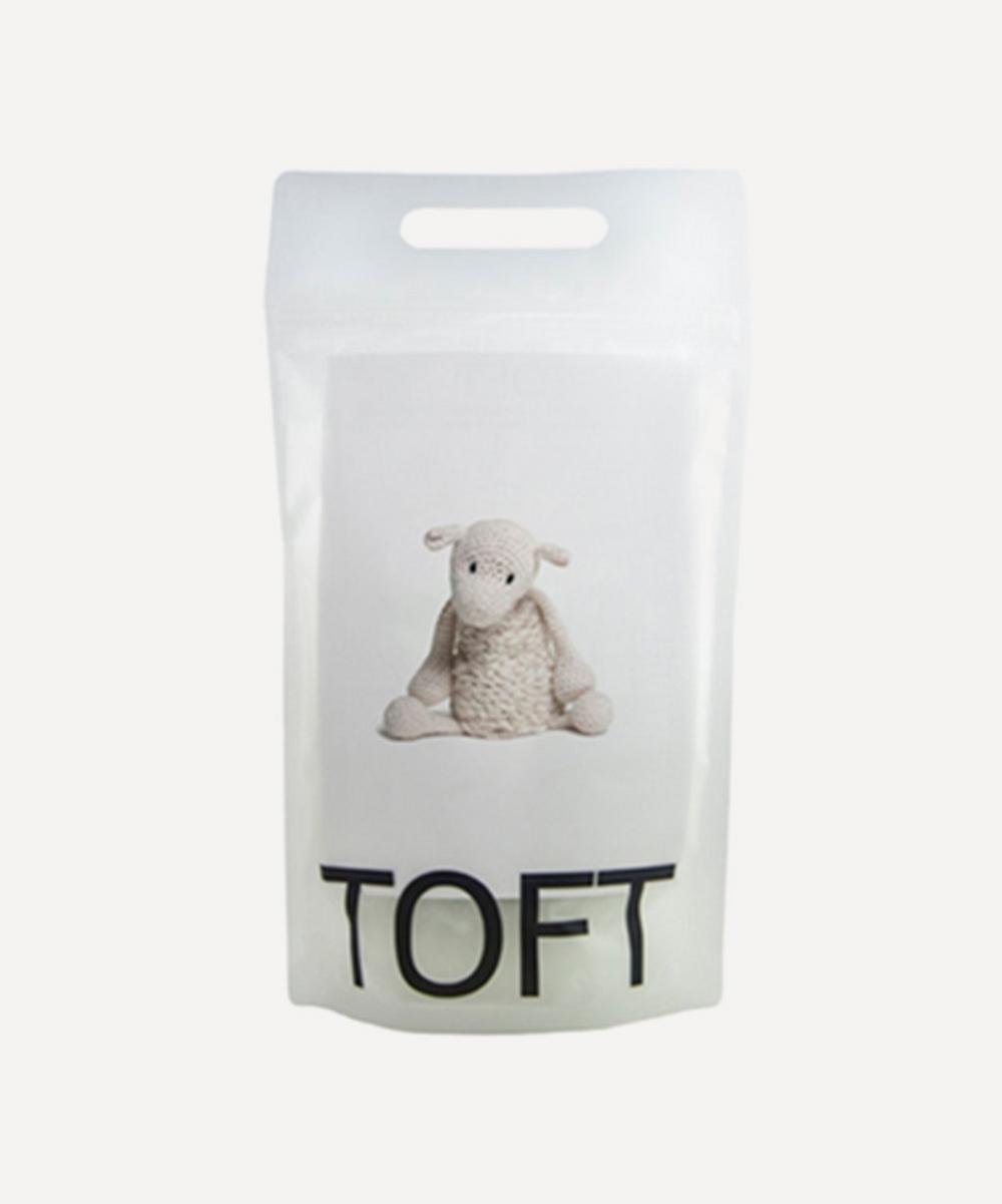 TOFT - Simon the Sheep Crochet Toy Kit