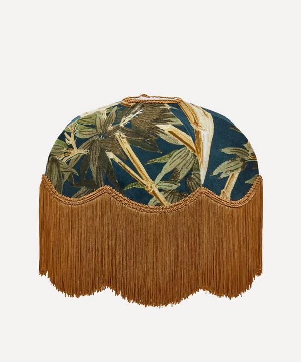 Bambusa Velvet Tilia Lampshade
