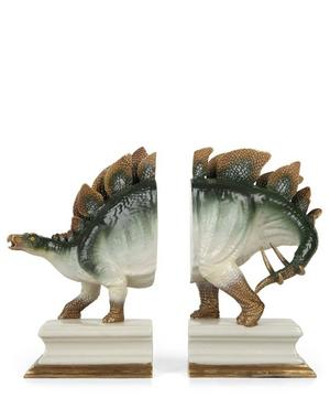 Stegosaurus Bookends