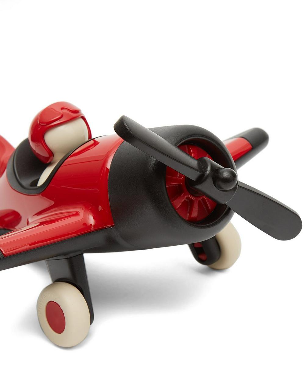 Mimmo Toy Red Aeroplane