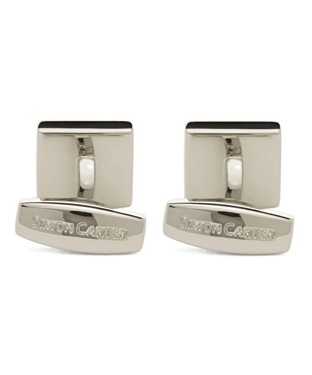 Square Mother of Pearl Cufflinks