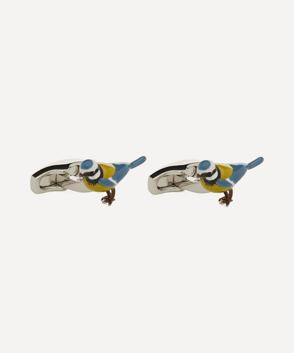 Blue Tit Cufflinks