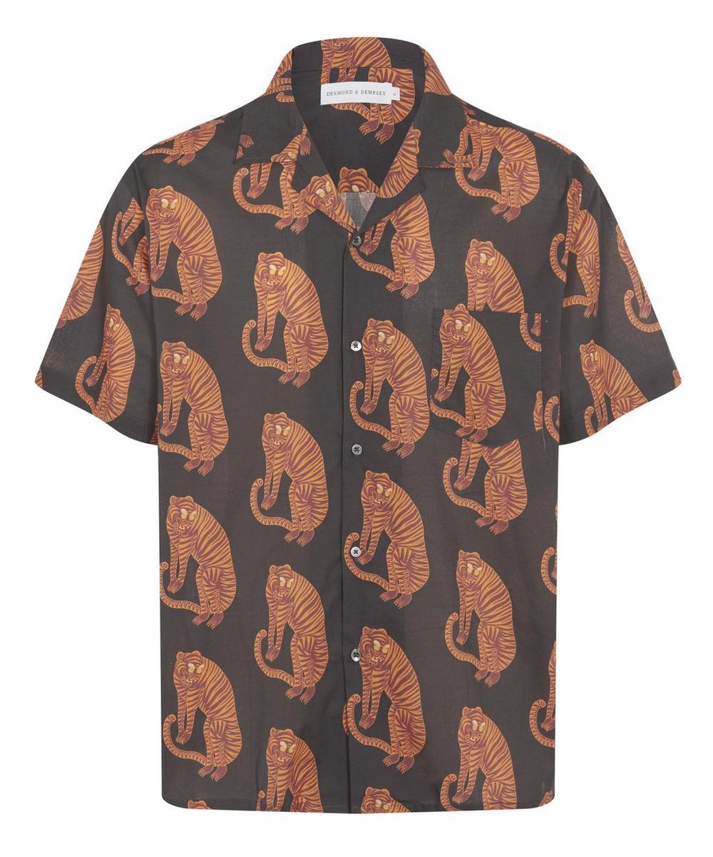 Sansindo Tiger Cuban Shirt