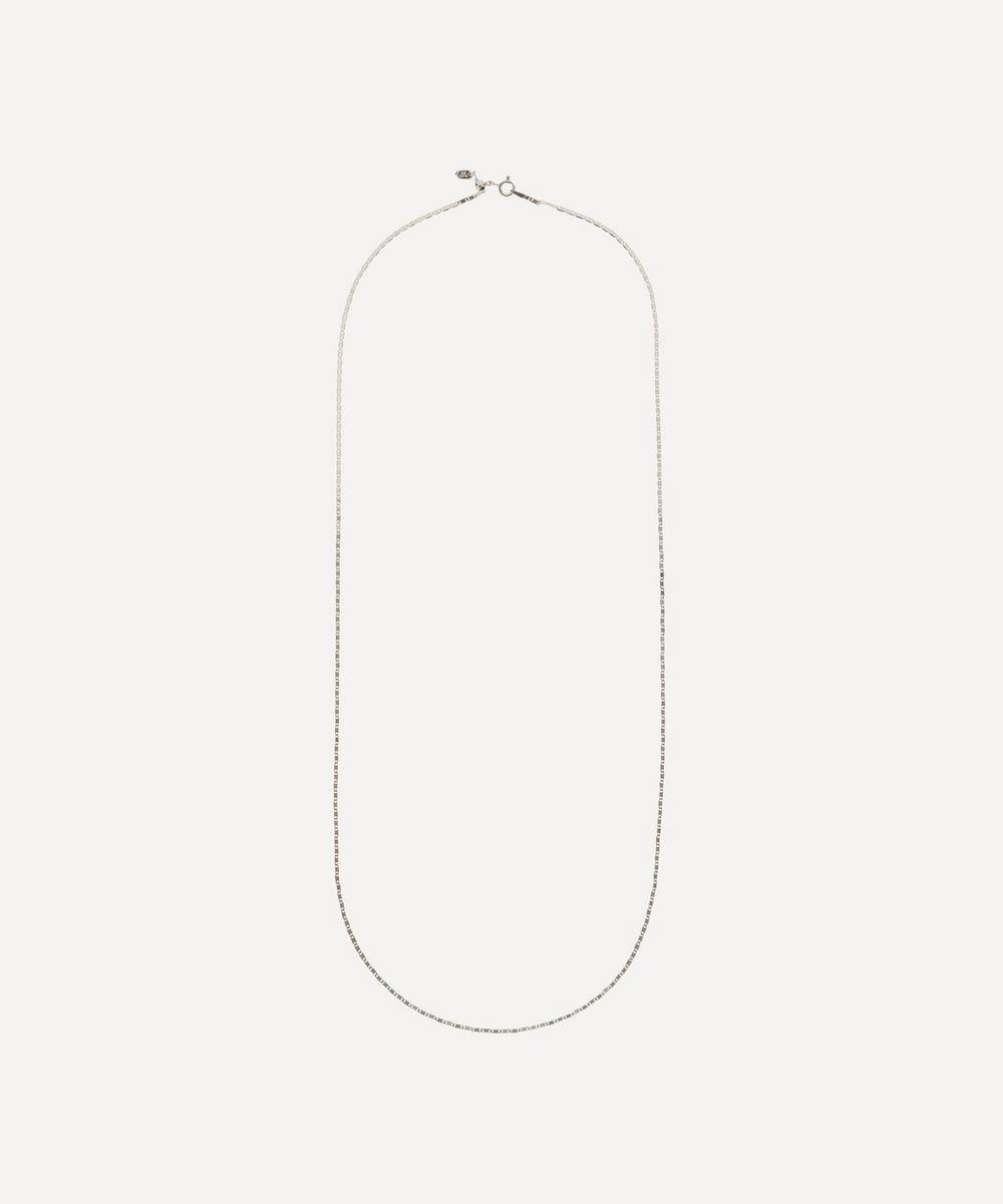 Silver Karen Chain Necklace
