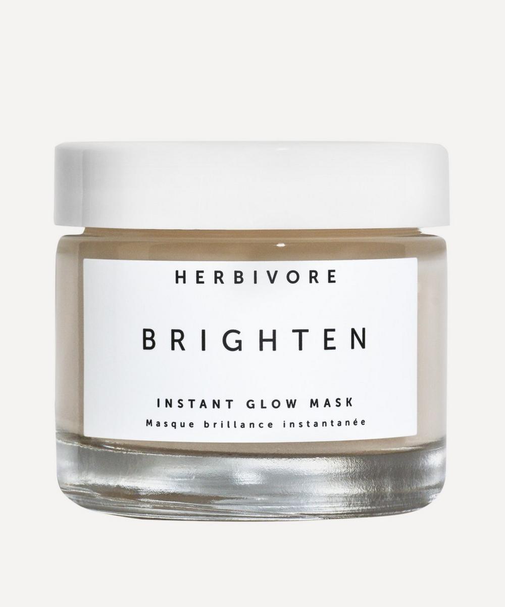 Herbivore - Brighten Pineapple Enzyme and Gemstone Instant Glow Mask 70ml