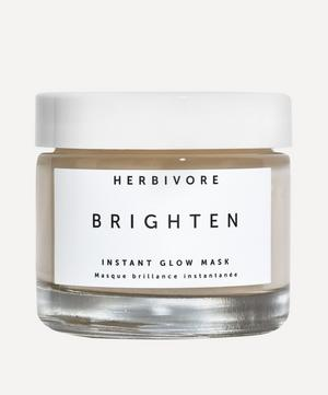 Brighten Pineapple Enzyme and Gemstone Instant Glow Mask 70ml