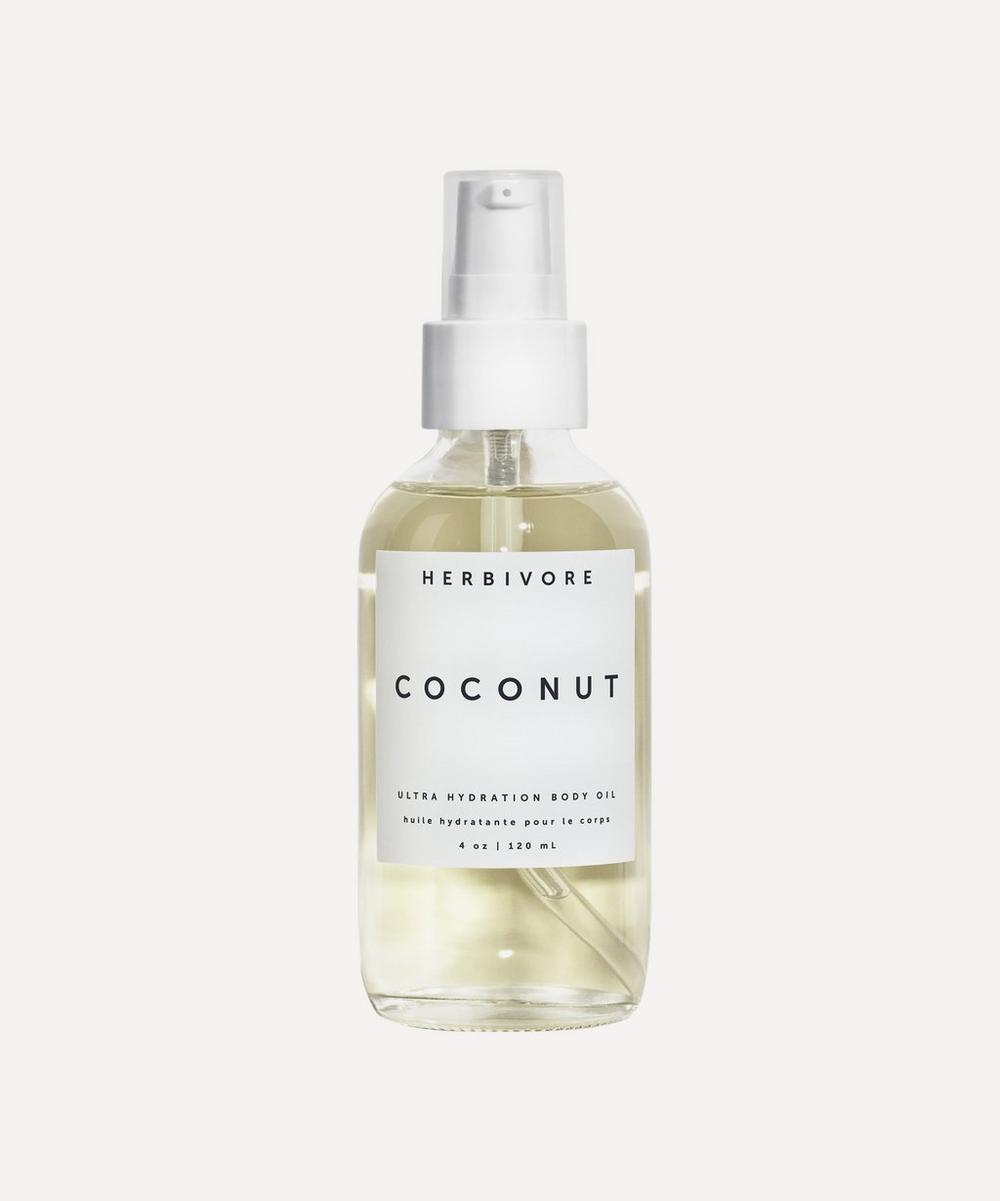 Hydrating Body Oil Coconut